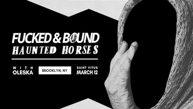 Fucked & Bound, Haunted Horses, Oleska, Billy Tucci
