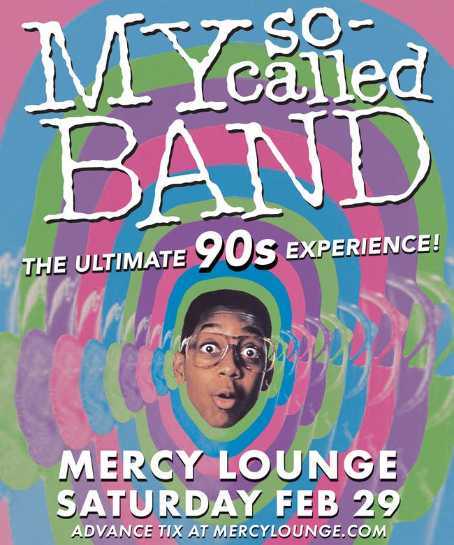 My So-Called Band: The Ultimate '90s Experience!