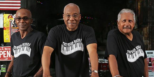 The Organ-nizers - Hank Hankerson, Johnny Dial & Ralph Hankerson