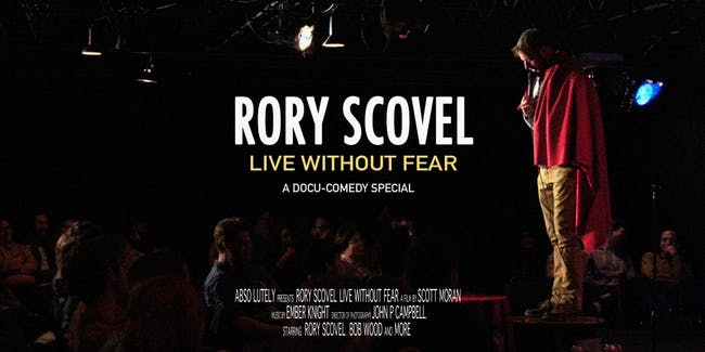 Rory Scovel - Live Without Fear Film Screening