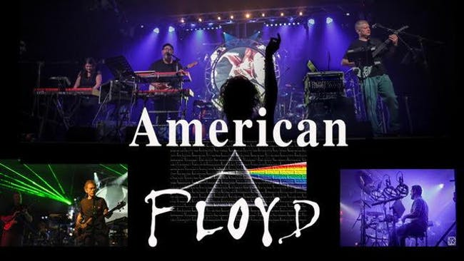 *New Date Coming* American Floyd - A Pink Floyd Tribute