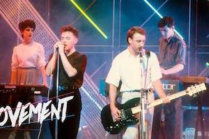MOVEMENT [NEW ORDER NITE] feat. DJ XAM RENN