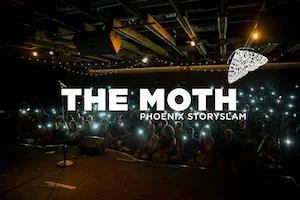 THE MOTH: Phoenix StorySLAM