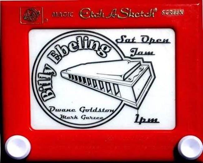Open Jam Hosted by Billy Ebeling & Dwane Goldston