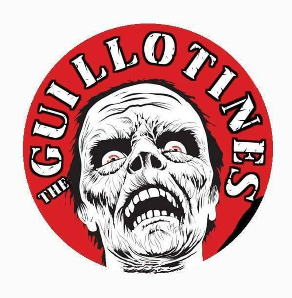 The Guillotines • The Strains • Obnox • Black Static Eye