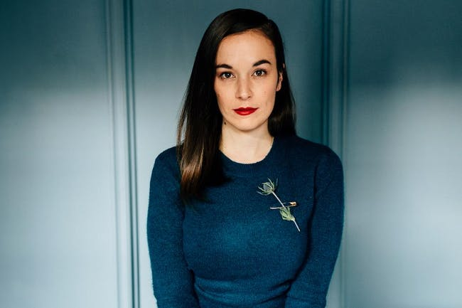 Margaret Glaspy (POSTPONED)