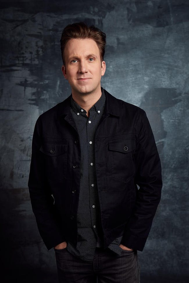 Jordan Klepper's Productive Existential Crisis, with Friends.
