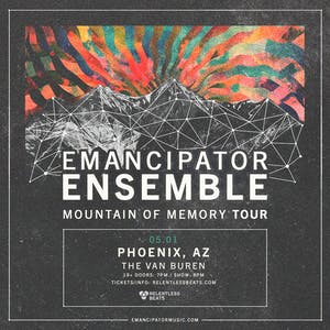 Postponed - Emancipator Ensemble - Mountain of Memory