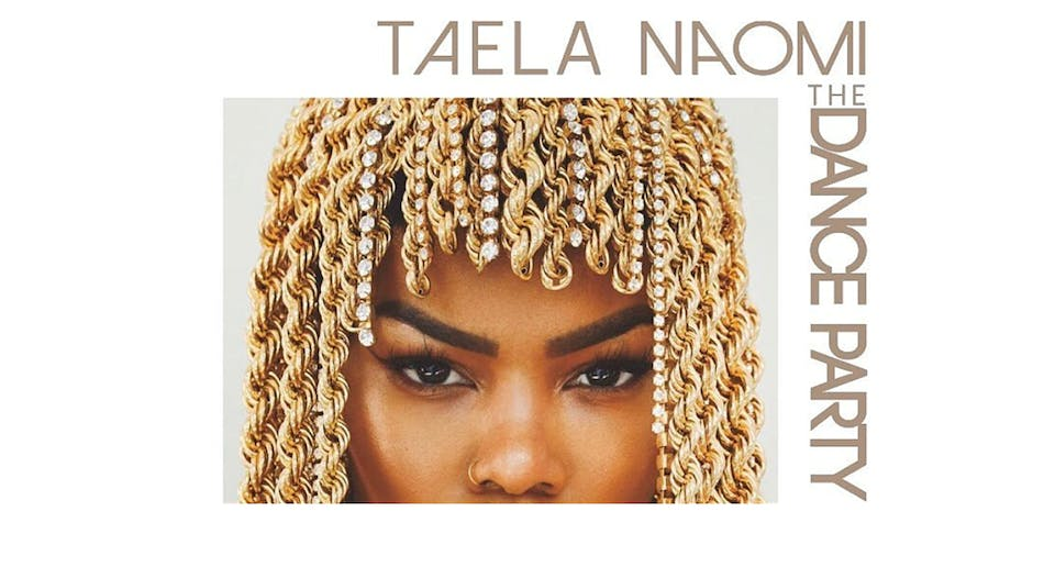 #THEDANCEPARTY Ft. DJ Taela Naomi (FREE)