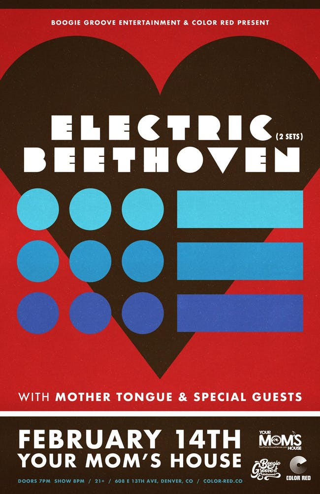 Electric Beethoven w/ Mother Tongue