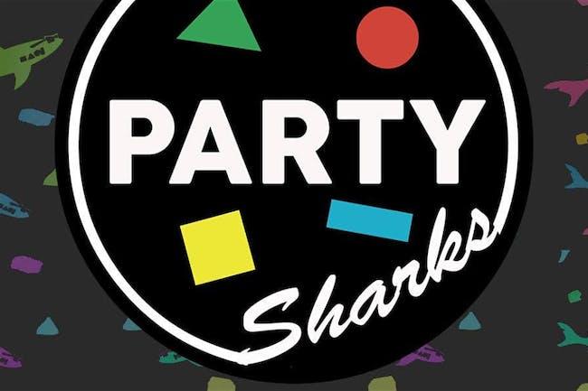 PARTYSHARKS NYC ft. DJ IZM (FREE)