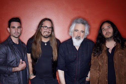 Ron Blair with The Chris Torres Band, Matt Michienzie, Colby Davidson