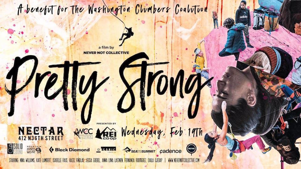 PRETTY STRONG (Film Screening)