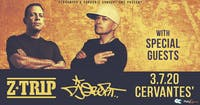 Z-Trip and DJ Qbert w/ Special Guests