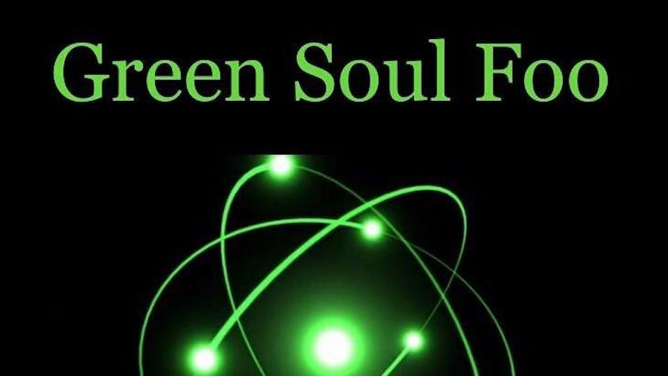 Green Soul Foo with Turbo Shot