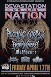 Devastation On The Nation Tour 2020