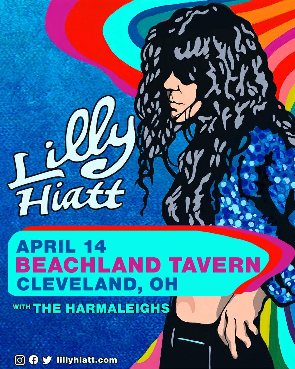 Lilly Hiatt • The Harmaleighs
