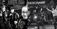 Thrpii / The Drag / The Dead Channels / Deschamp