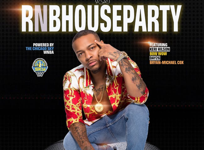 RNBHouseParty Featuring Bow Wow, Keri Hilson, Day26, & BCox