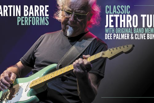 Martin Barre Performs Classic Jethro Tull