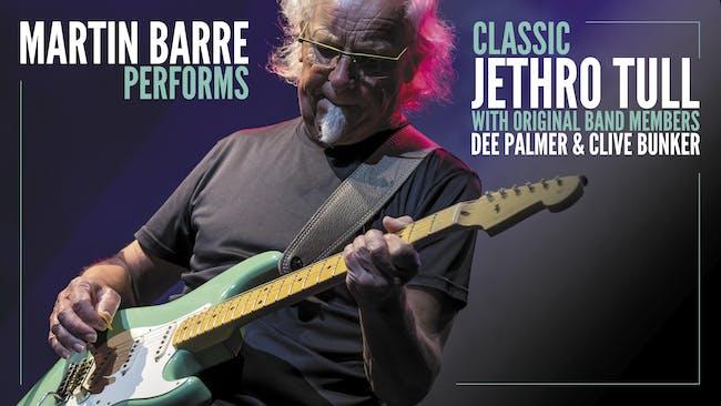 Martin Barre Performs Classic Jethro Tull
