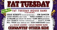 FAT Tuesday Mardi Gras Party ft. Allstar House Band w/ Very Special Guests
