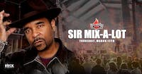 Sir Mix-a-Lot!