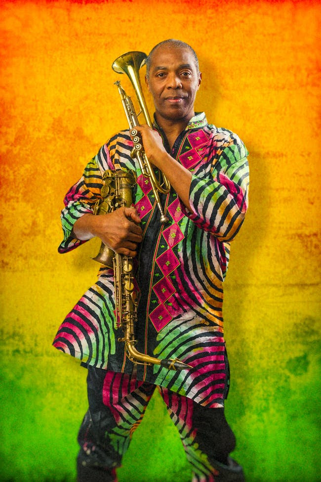 Femi Kuti & The Positive Force {CANCELLED}