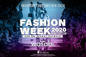 Fashion Week 2020 After Party at Sky Room 2/8