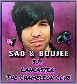 Sad & Boujee - Trap & Emo Dance Party