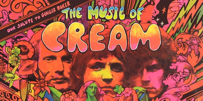 The Music of Cream – Disraeli Gears Tour
