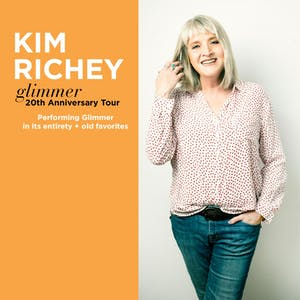 KIM RICHEY *Postponed - New date coming soon!*