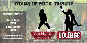 Van Halen Nation + Voltage (A Classic AC/DC Experience)