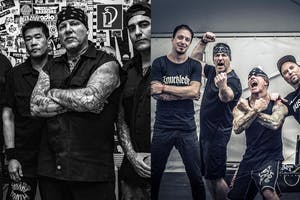 Agnostic Front x Sick Of It All