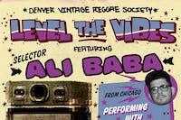 Level The Vibes (Reggae / Dancehall) Every 4th Thursday