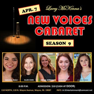 Larry McKenna's New Voices Cabaret