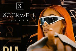 Rockwell Miami Big Game Weekend Kickoff with BIA and DJ Reach 1/30