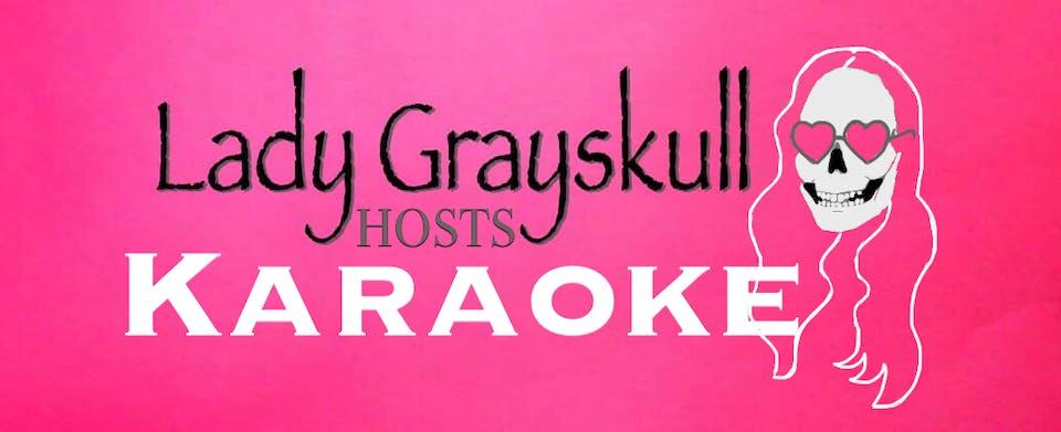 Lady Grayskull hosts Karaoke