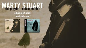 Marty Stuart and His Fabulous Superlatives:  Marty Stuart is The Pilgrim