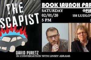 'The Escapist' Book Launch Party