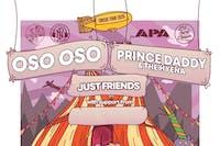 Oso Oso & Prince Daddy & The Hyena