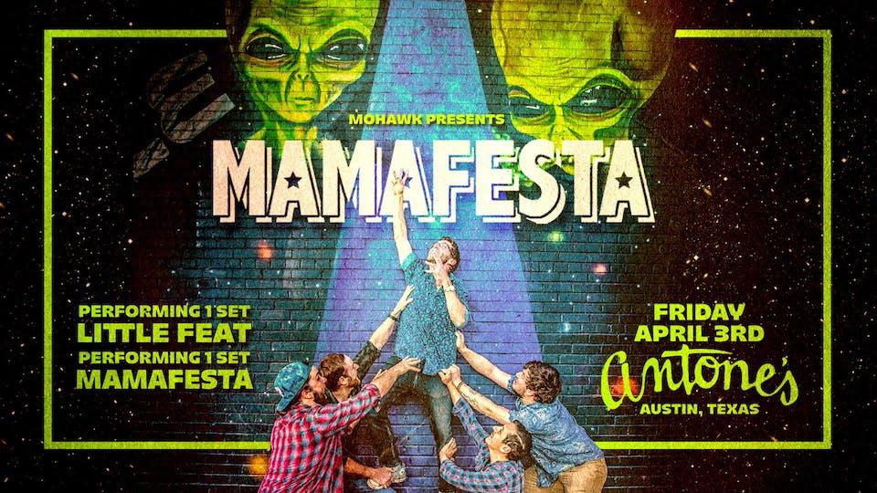 Mamafesta w/ Max Moscoe Quartet