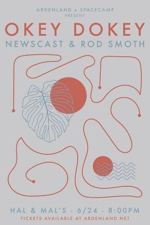 Okey Dokey w/ Newscast & Rod Smoth
