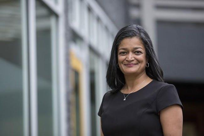 Taking Names, Making Waves: Congresswoman Pramila Jayapal at Manny's!