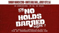 ICW No Holds Barred Vol 2.
