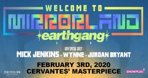 EarthGang: Welcome to Mirrorland Tour w/ Mick Jenkins, Wynne, Jurdan Bryant