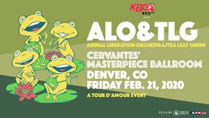ALO & Tea Leaf Green w/ Special Guests