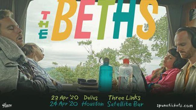 Rescheduled for 8/28 @ Union Stage. The Beths w/ Weakened Friends