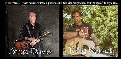 Music Makers Workshop with Brad Davis and Tony Ramey
