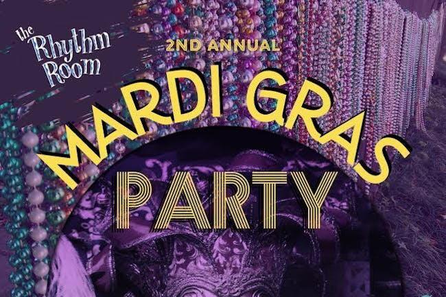 NOLAZ Fat Tuesday Mardi Gras Party